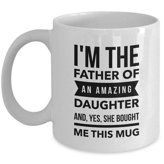 Pinterestist Leitud Hea Kingituse Idee Kruusile Dad Mugs From